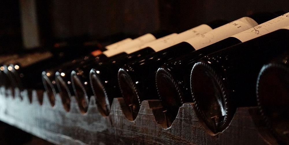 Leer etiquetas del vino